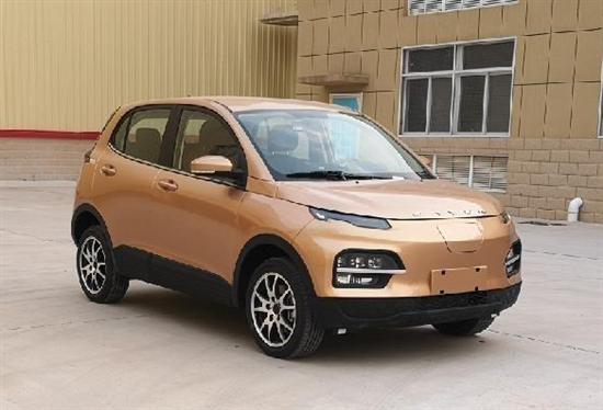 涉足新能源车 大运首款纯电动SUV申报图曝光