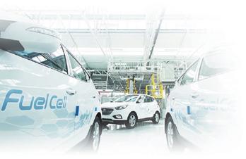 力促成本与燃油车持平 韩国推氢燃料电池车