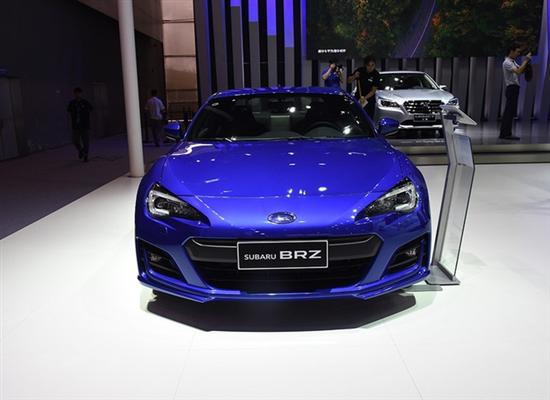 斯巴鲁BRZ将回归中国市场 或将限量销售