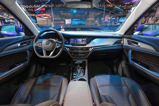 动力同级最强 长安CS35PLUS新增车型将上市