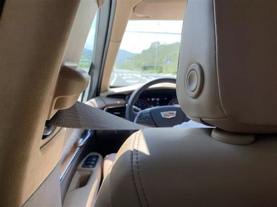 体验新款凯迪拉克XT5 全新动力更低油耗