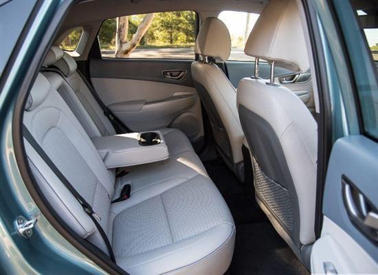打造最实用的纯电动车 体验现代Kona EV
