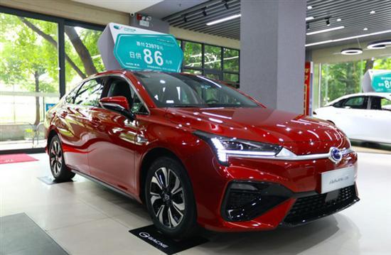 广汽新能源8月销量大增 豪华SUV下月上市