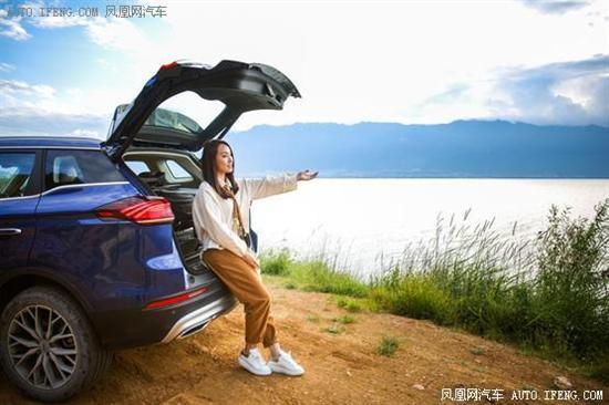 感受非同寻常的旅途四川成都挑号网 彩云之南试驾博越Pro