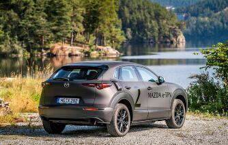 马自达确定10月将发布首款纯电动车