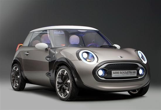 完全满足日常使用 电动MINI车身将更小