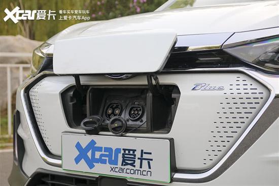 新能源车评测 高性价比北汽新能源EX5