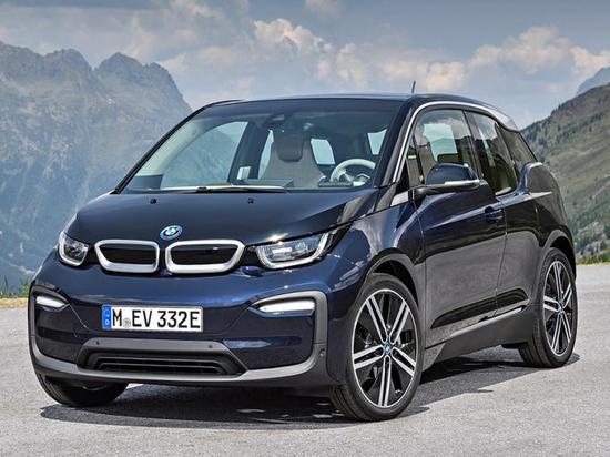 宝马未来将推12款纯电动车 i3将