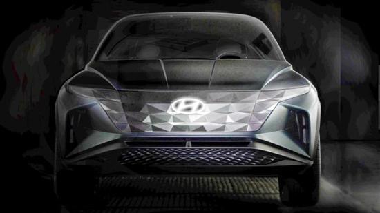 洛杉矶车展首发 现代全新SUV概念车曝光