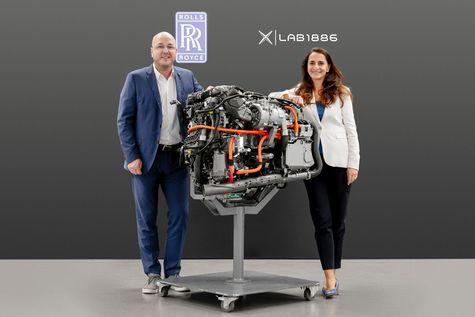 奔驰合作劳斯莱斯 将燃料电池用于发电系统