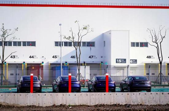 传特斯拉计划在中国提高进口Model 3售价