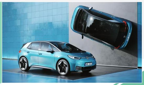 """大众""""高尔夫R""""推电动版 采用赛车电池技术"""