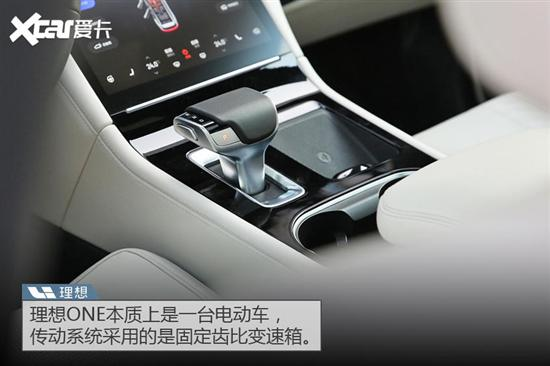 新能源车型评测 理想ONE打破续航焦虑