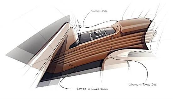 劳斯莱斯将推限量版敞跑车 灵感来自1920年
