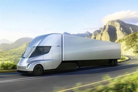 特斯拉Semi电动卡车 被控侵犯专利