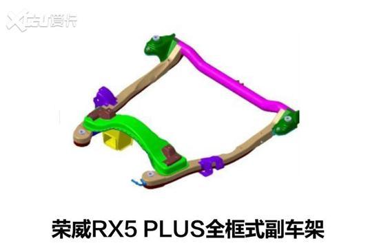 实用/操控两不误 场地试驾荣威RX5 PLUS