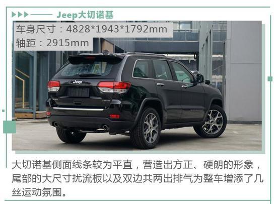 50万买大尺寸豪华SUV 成功男士选这三款