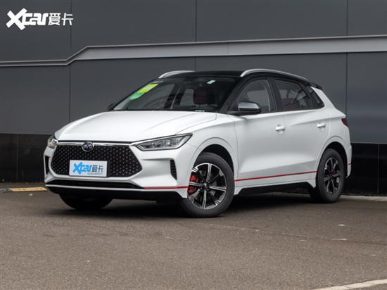 比亚迪e2新增车型上市 补贴售8.98万元