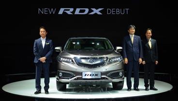 全新讴歌RDX正式上市 售价39.98万元起