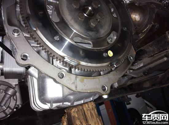 长安福特福克斯新车变速箱漏油严重