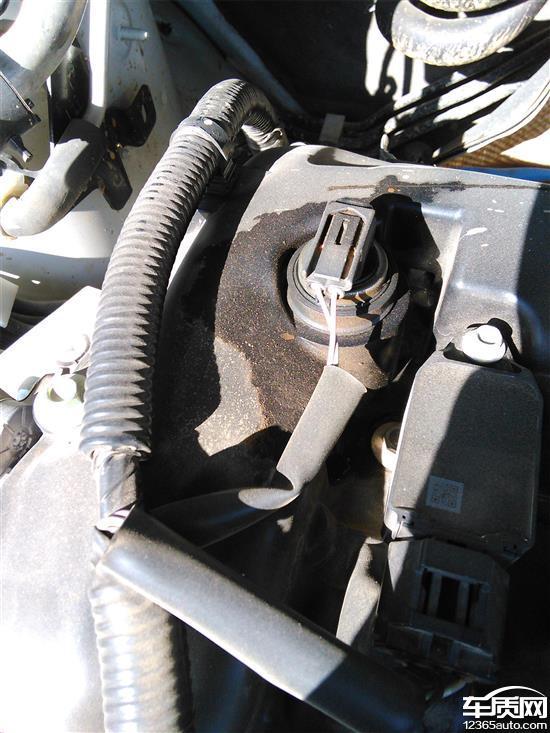 长安马自达cx-5发动机ocv电车阀门漏油
