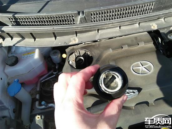 江淮瑞风S3发动机机油乳化维修方案不满意高清图片