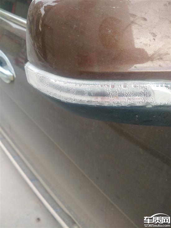 宝骏560发动机舱盖锁有缺陷 方向跑偏高清图片