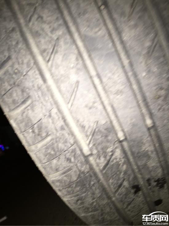 江淮瑞风s3刹车生锈前轮吃胎严重升降器发抖