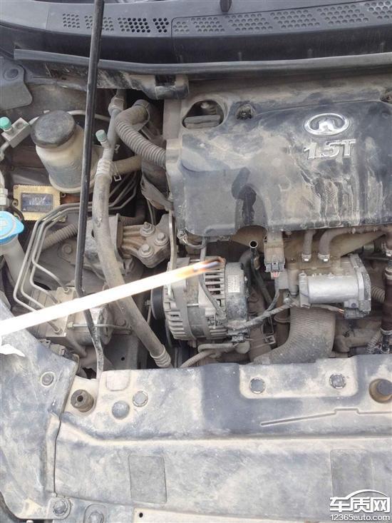 长城c50发动机严重烧机油