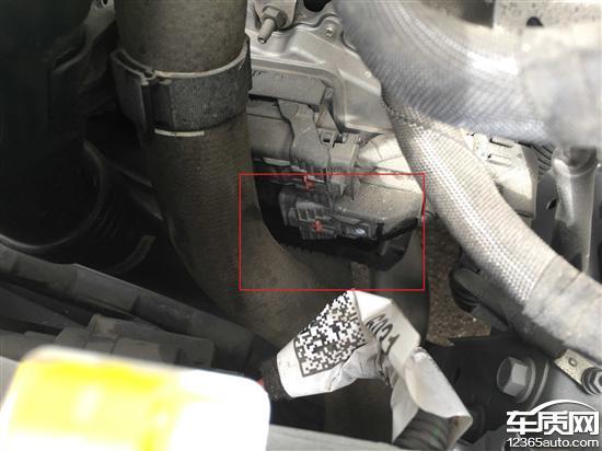 雪佛兰科鲁兹变速箱异响顿挫严重漏油