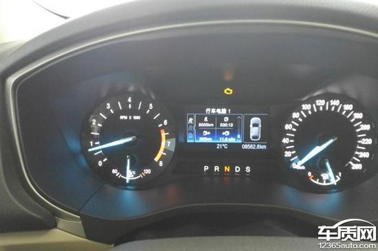 长安福特蒙迪欧新车发动机故障灯就常亮