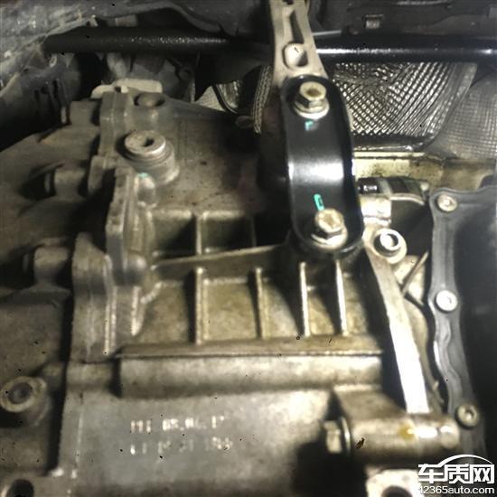 一汽大众迈腾变速箱维修后漏油更严重