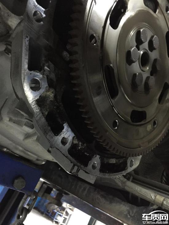 长安福特福克斯变速箱生锈厂家拒赔
