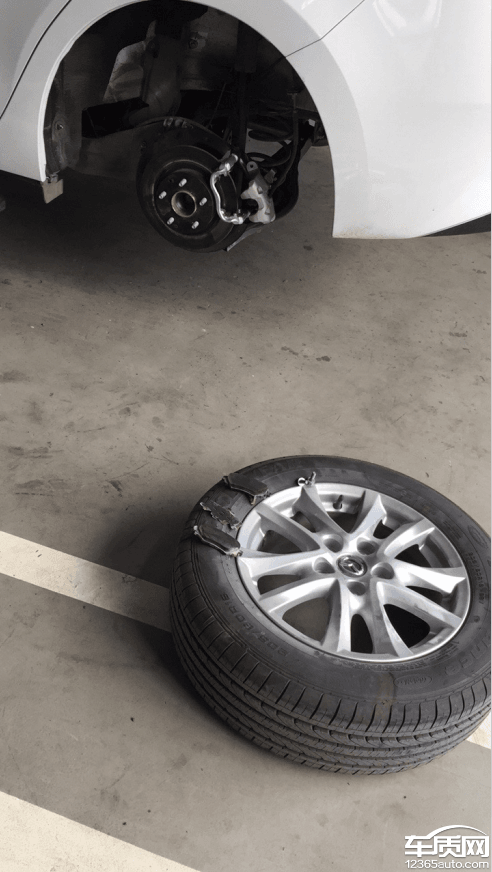 洗车后汽车后轮抱死_汽车后轮抱死怎么办?-