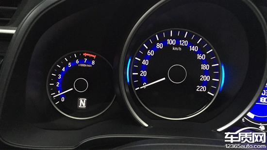 广汽本田飞度发动机转速不稳抖动