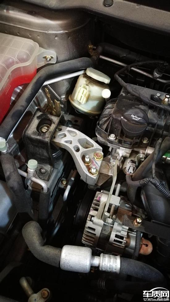 东风风行S500发动机抖动 车门共振高清图片