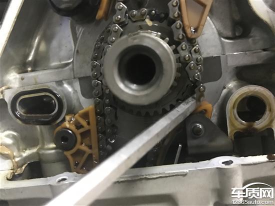广汽本田雅阁5万公里发动机正时链条断裂