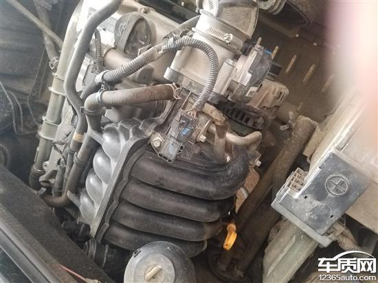 上汽通用五菱宏光发动机多次维修后解决问题高清图片