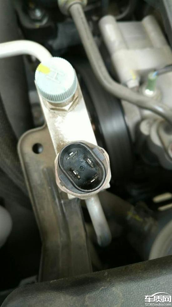 比亚迪s7空调压力开关损坏 4s店与厂家推诿