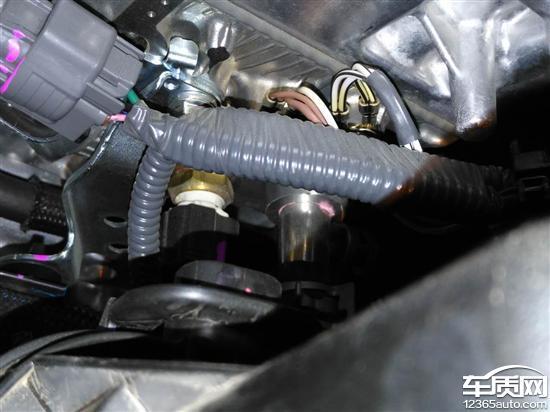 广汽丰田凯美瑞发动机缸盖问题导致漏防冻液