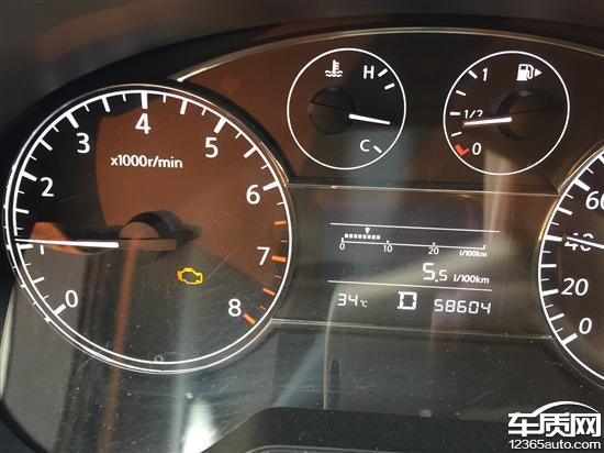车子是2012年11月份买的,到现在5.8万公里,一直在4S店做保养,虽然价格高点,但觉得放心,也一直没出什么大问题。直到今年四月底,有次上高速,发动机故障灯亮,去新泰市4S店消除故障码,当时也没解释什么原因,收费120元,结果没几天,到5.1号再次出现此问题,5.2号到4S店维修,建议更换变速箱油,总共花了600多,换油后确实故障消除了。但到了6月份,再次出现此问题,去4S店检测,出现故障码P0846变速箱液压传感器开关/性能B,维修师傅说这个是个例,很少见,得更换变速箱阀体,4S店没有维修权力。因为