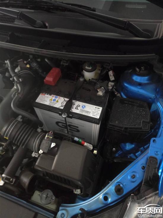 一汽丰田威驰fs电瓶故障导致无法车子无法启动