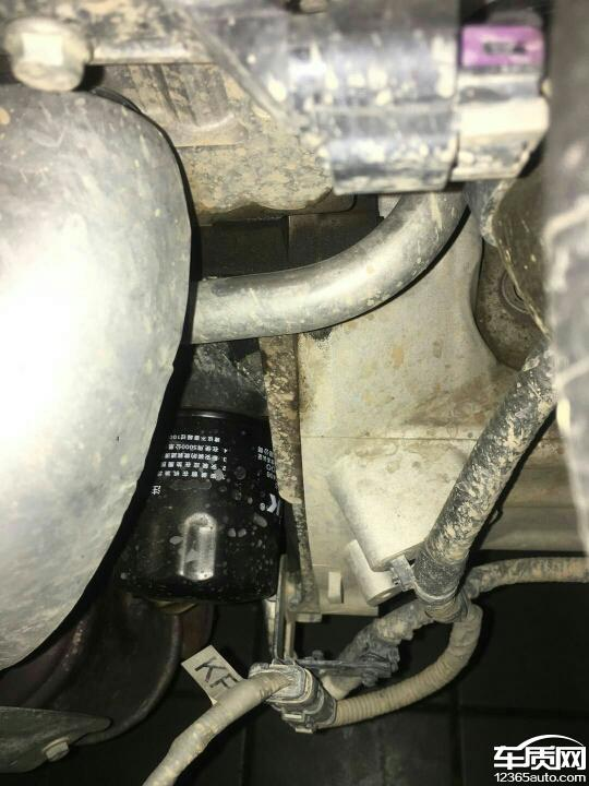别克英朗发动机漏油_转向异响维修后未解决_-_车质网