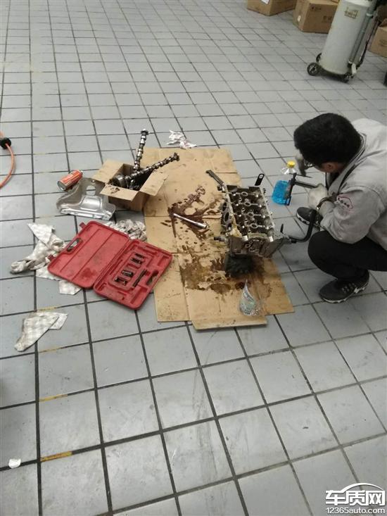奇瑞瑞虎3发动机故障灯亮4s店不合理收费