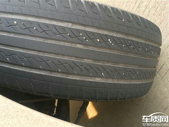 长安悦翔v7轮胎异常磨损 离合器异响