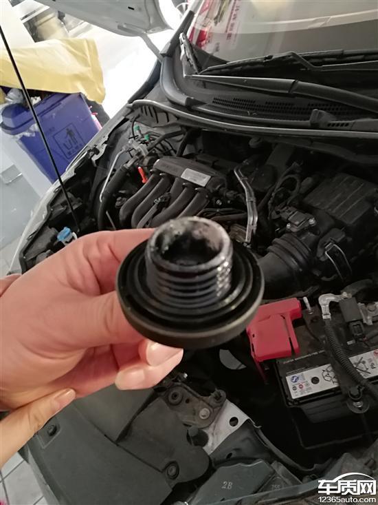 东风本田哥瑞发动机机油出现增多乳化现象-车质网比亚迪速锐发动机多少钱图片
