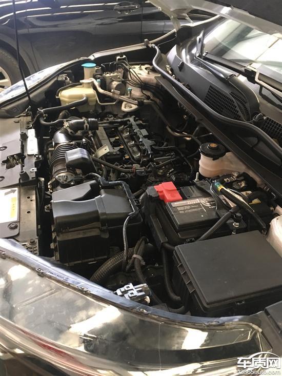 东风本田CR V发动机机油增多敲缸熄火