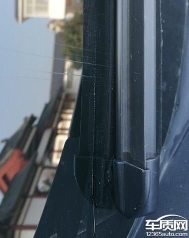一汽大众宝来变速箱顿挫雨刮器刮坏玻璃