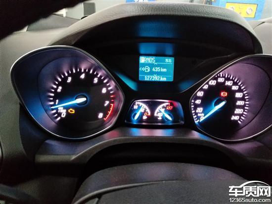 福特翼虎故障灯亮怎么消除 福特翼虎发动机故障黄灯解除