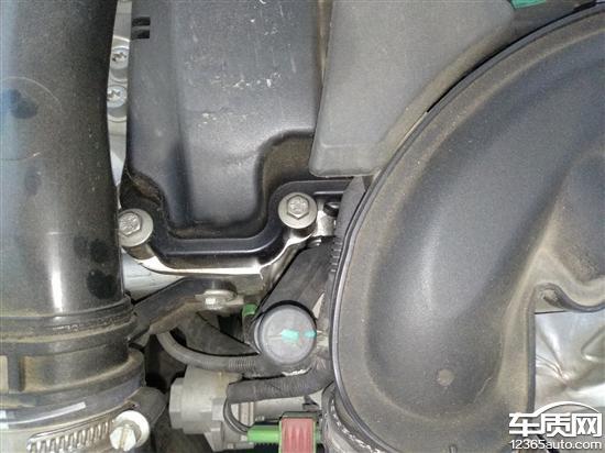 东风标致408发动机漏油 刹车异响严重